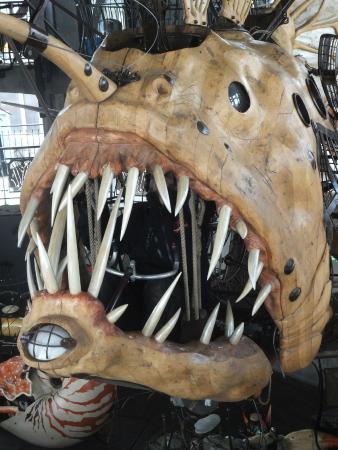 Les Machines de L'ile : Le carrousel des mondes marins