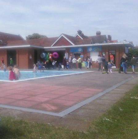 d4b4e89efce Walmer Paddling Pool - 2019 All You Need to Know Before You Go (with ...