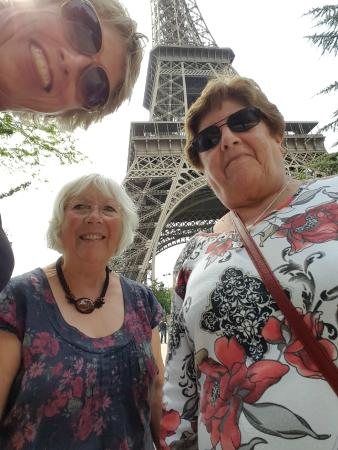 Paris Authentique Sabine Day Tours