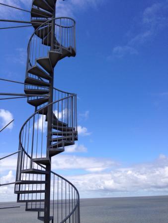 Dorum, Germany: Leuchtturm Obereversand