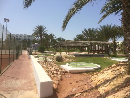 Hotel Palm Azur: Pétanque/golf