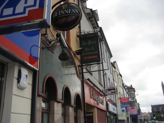 Joe Mac's Bar & Restaurant