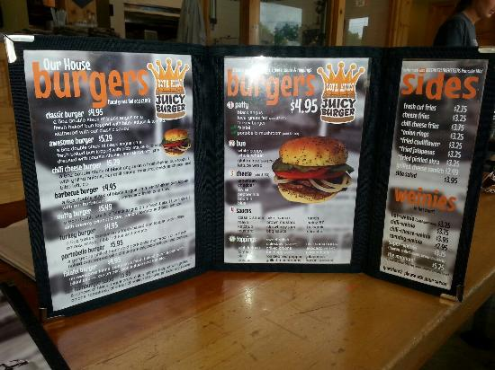 High Quality Sofa King Juicy Burger: Amazing Food, Service, And Prices.