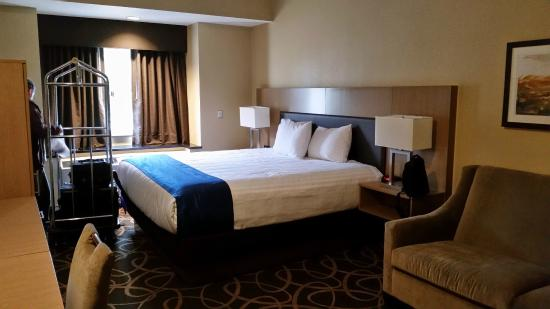 Inn at Winstar: King room