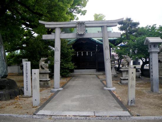 Bekku Oyamazumi Shrine