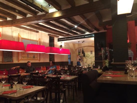 impressions of a wonderful dinner picture of la maison des halles tours tripadvisor