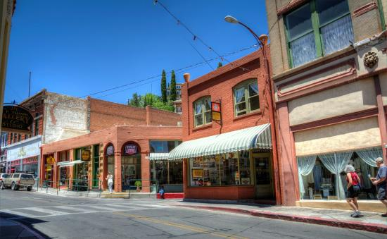 Bisbee Mining & Historical Museum : A great old town