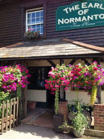 The Earl of Normanton