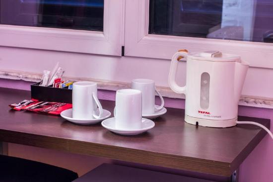 Affittacamere The Tramp: Para um chá/cafe na suite
