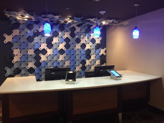 Hampton Inn Knoxville/Clinton I-75 : Great business center!