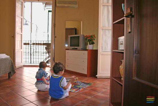 Politi Residence: ottimo anche per i bimbi