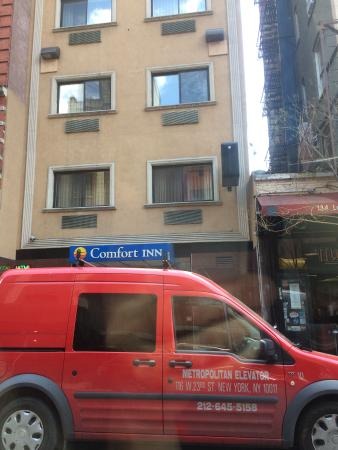 Comfort Inn Lower East Side: Comfort inn