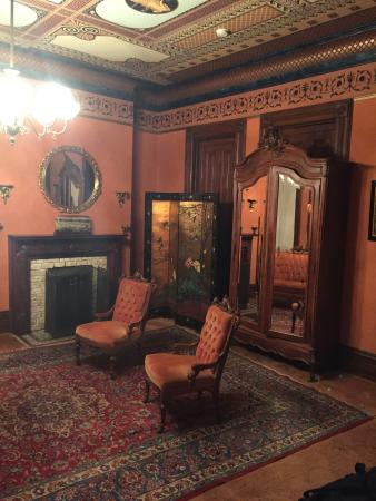 Chateau Tivoli Bed & Breakfast Resmi