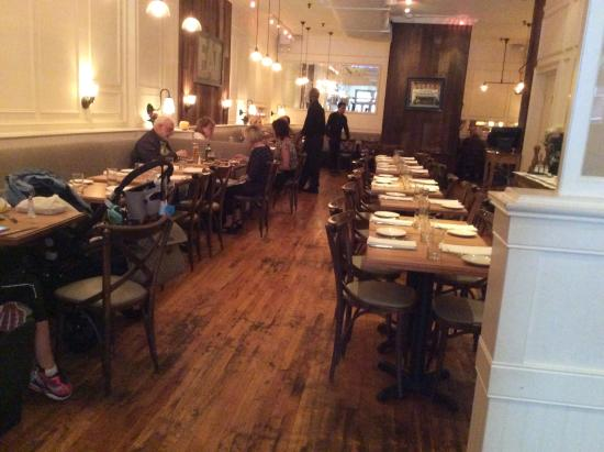 The restaurante - Picture of East End Kitchen, New York City ...