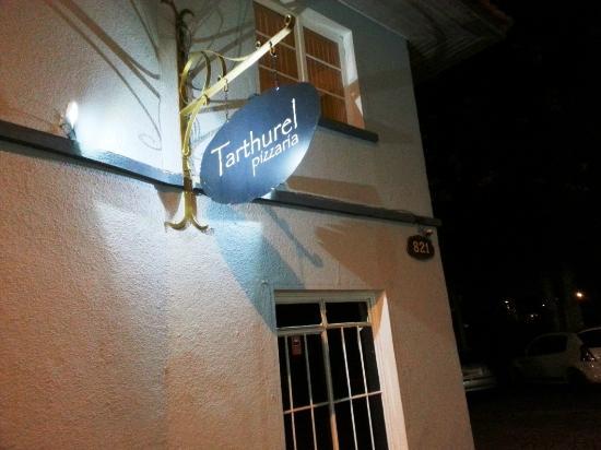 Tarthurel Pizzaria: Fachada