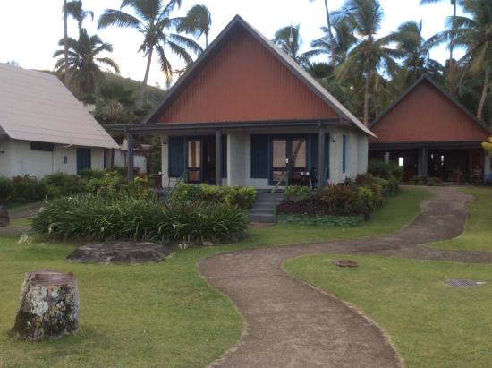 Fiji Hideaway Resort Spa Ocean View Bure