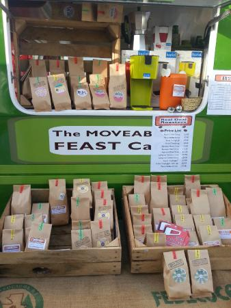 A Moveable Feast Cafe