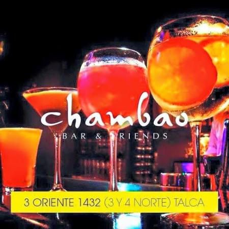 ‪Chambao Lounge Bar‬