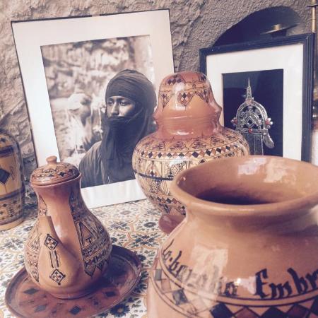 La Baraka: Un morceau du décor