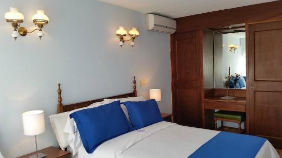 Hotel Alhambra: habitacion superior