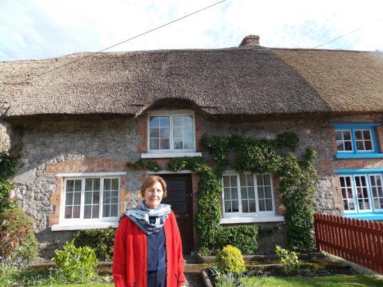 Adare Heritage Centre: As casas cobertas com palha de olmo