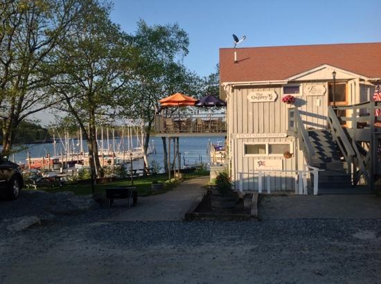 Osprey Restaurant The Georgetown Maine