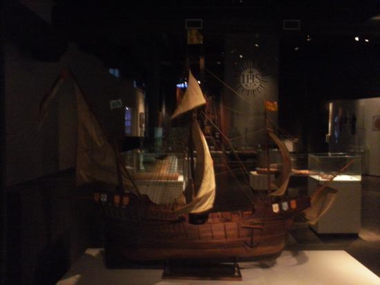 Paranaense Museum: Barco