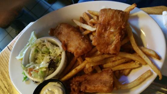 O'Brien's Pub & Grill: 3-Piece Fish & Chips