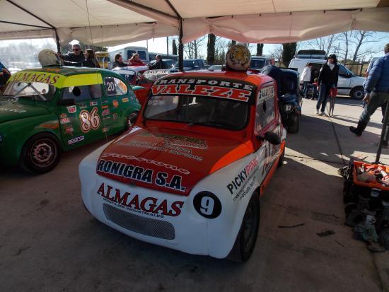 Dolores, Argentina: Otros Fiat en preparativos