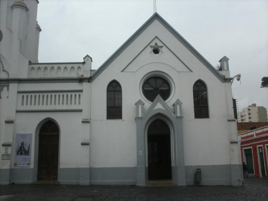 ‪Church of the Third Order of St. Francis of Chagas‬