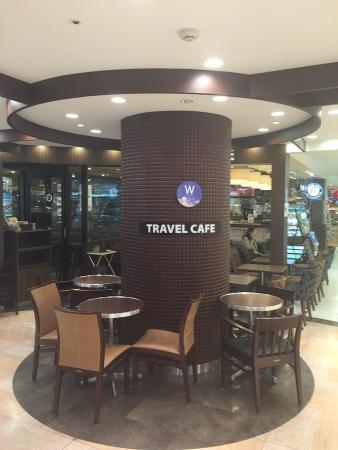 Travel Cafe Atre Kamedo