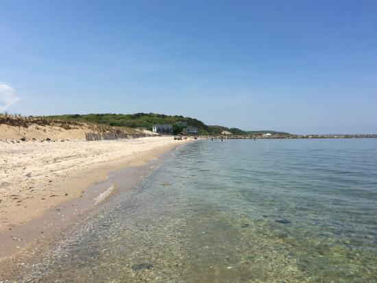 Picture Of Meschutt Beach, Hampton Bays
