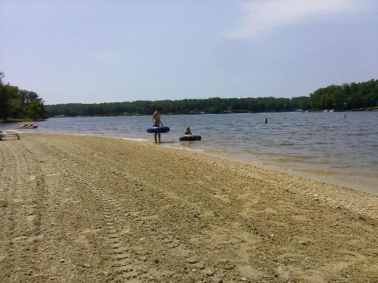 New Concord, KY : Beach