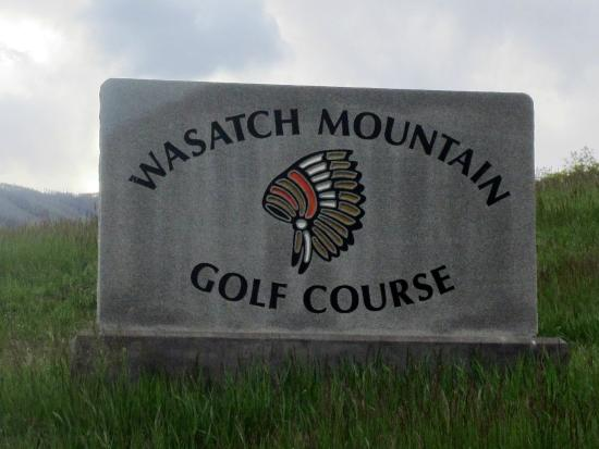 Wasatch Mounain Golf Course, Midway, UT