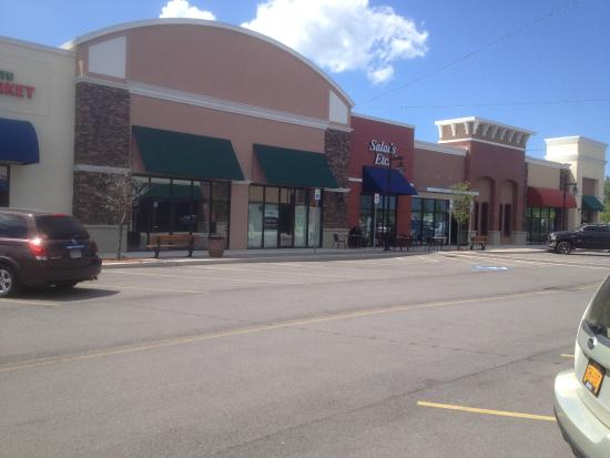 Bay Towne Plaza Shopping Center: Baytown Plaza - new stores