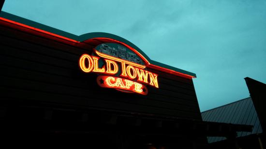 Old Town Cafe : A great place to eat