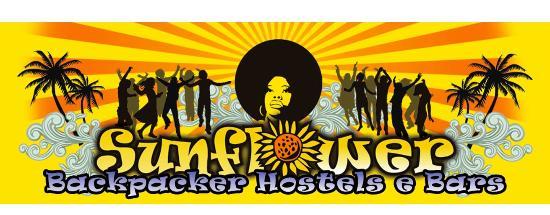 Sunflower City Backpacker Hostel & Bar: Logo
