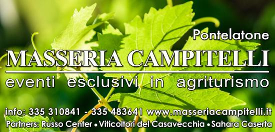 Pastorano, Italie : masseria campitelli