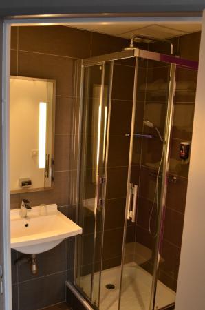 Salle de bain picture of ibis styles rennes saint - Salle de bain saint brieuc ...
