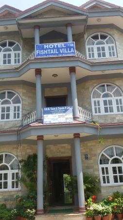 Hotel Fishtail Villa Bed and Breakfast