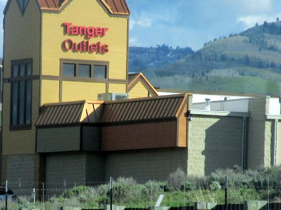 Tanger Outlets: Tangier Outlets, Park City, Utah