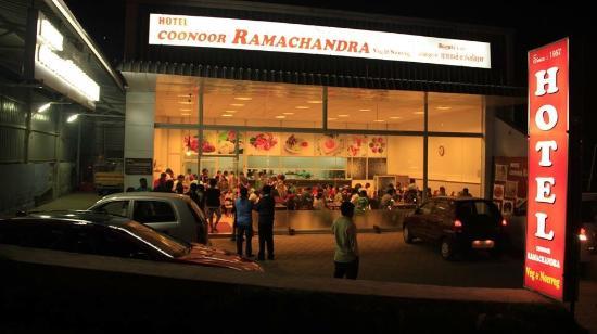 Hotel Coonoor Ramachandra Restaurant