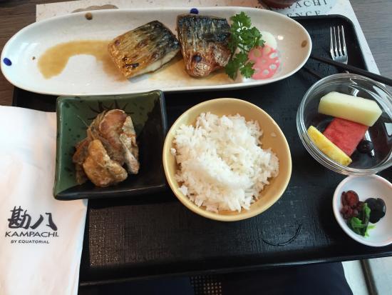 Kampachi Japanese Restaurant Price