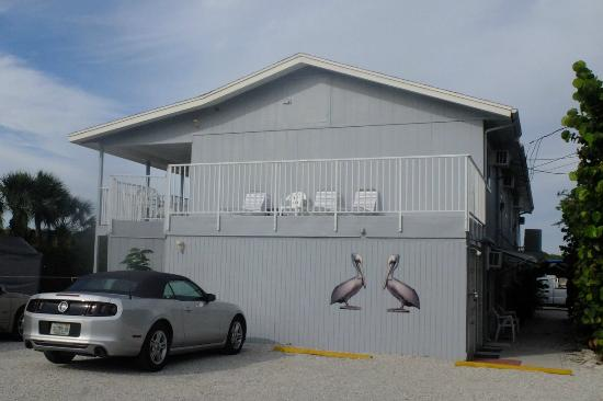 Bonita Beach Resort Motel: Le cottage ...