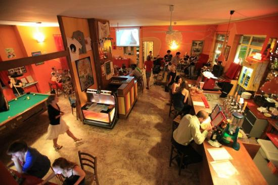 Sunflower Beach Backpacker Hostel & Bar: Sunflower Bar
