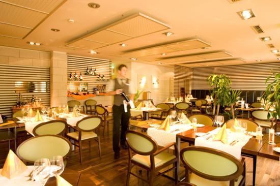 Conti Swiss Quality Zürich Hotel: Restaurant