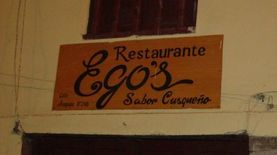 Restaurante Egos