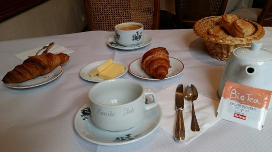Hotel - Restaurant Emile Job