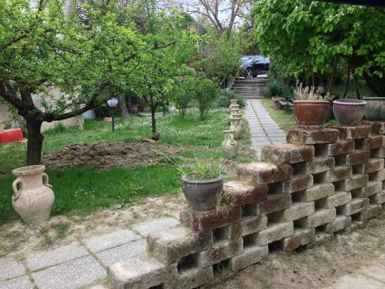 Molino Ciavarini : giardino