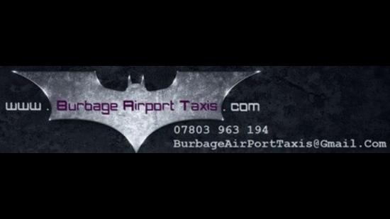 ‪Burbage Airport Taxis‬